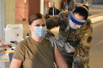 Army leaders encourage Soldiers to get vaccinated as DOD ends J&J pause