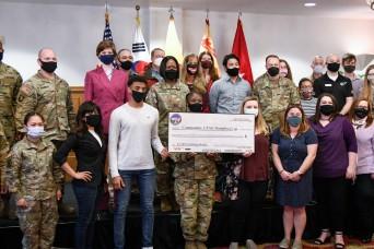 Valued Volunteers: Humphreys recognizes community volunteers