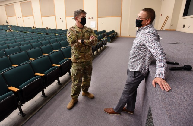 Army Suicide Prevention Program manager keeps the weight off six years later