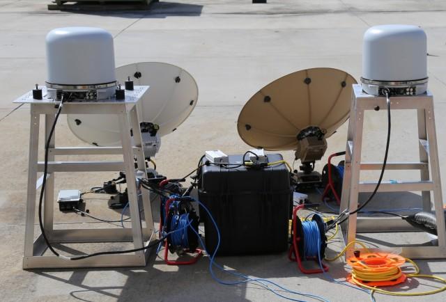Multi-orbit satellite comms to enhance network resiliency