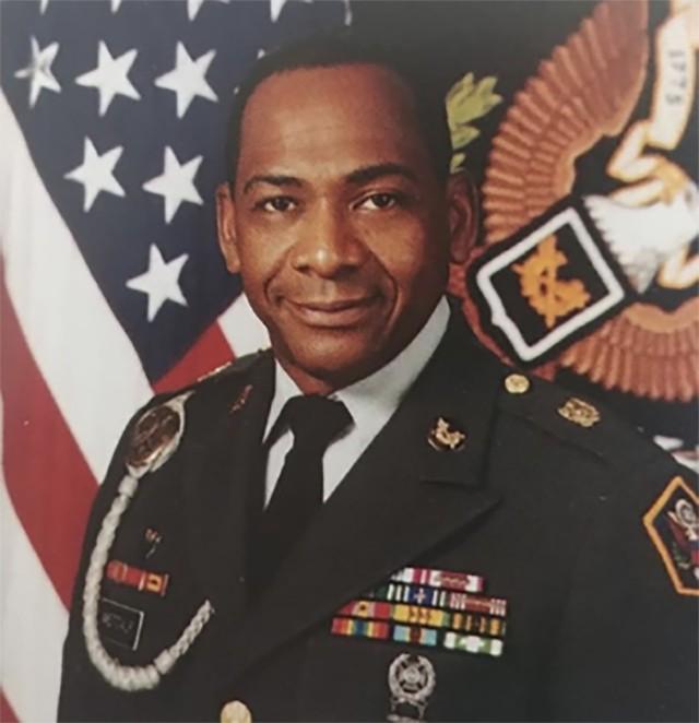Sgt. Maj. Howard Metcalf
