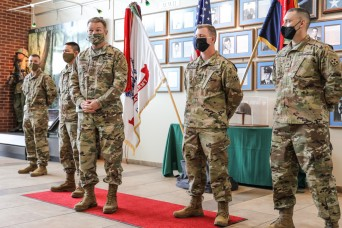 CSA visits Fort Carson troops
