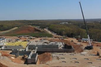 Fort Leonard Wood hospital construction update