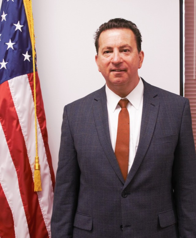 Mike Beando is the director of human resources at Fort Leonard Wood.