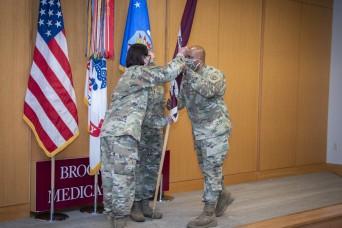 BAMC bids farewell to commanding general