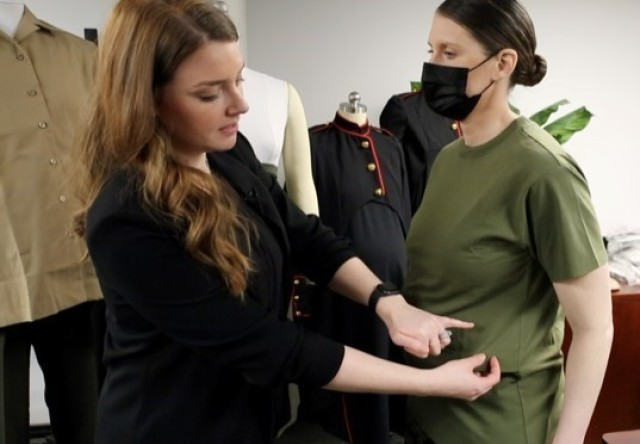 Soldier Center helps with MC Maternity Items