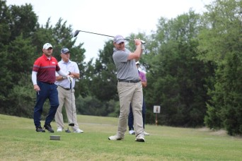 Ben Hogan Classic: Foundation gifts Soldiers with a day off
