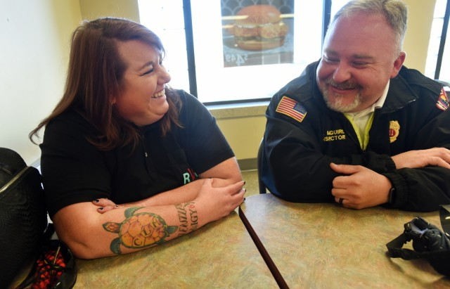 Fort Knox couple finds solace in helping others through PTSD