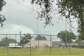 Fort Rucker team expertly navigates 'unique' storms, reports only minimal damage