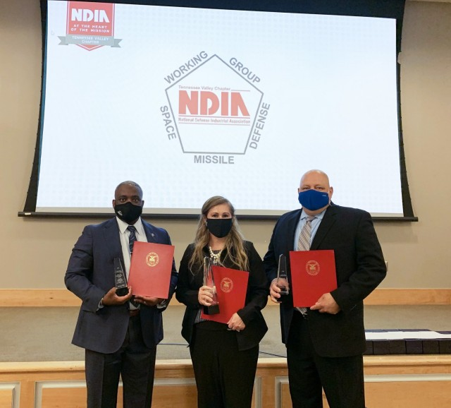 RTC Teammates honored in NDIA awards ceremony