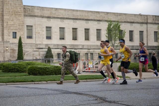 2021 Lincoln National Guard Marathon