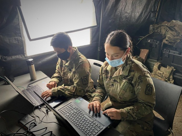 Second ESB-E formation successfully supporting warfighter exercises