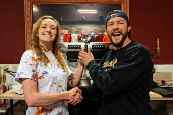 G.I. Joe turns coffee shop CEO: A CSP success story
