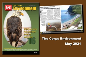 The Corps Environment – May 2021 issue now available