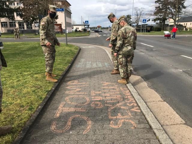 Chalk-walk 3