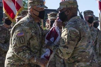 Regional Health Command-Central changes command, welcomes Bagby as new CG