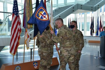 ATEC welcomes new HHC commander