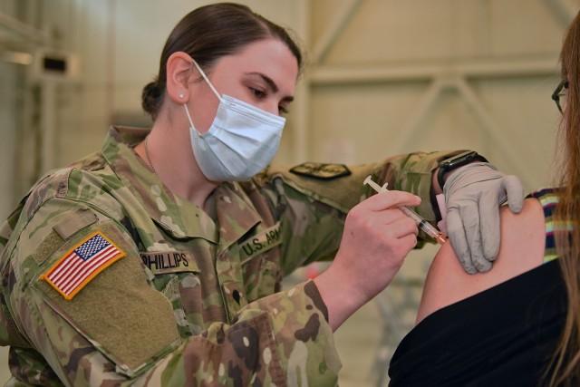 COVID milestone: Guard vaccinates 10 million people