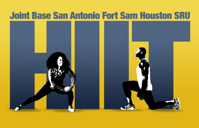 Recovering Soldiers assigned to the Joint Base San Antonio Fort Sam Houston Soldier Recovery Unit, Texas, participate in high intensity interval training sessions. (U.S. Army courtesy photo)