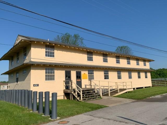 Patton Museum WWII Barracks
