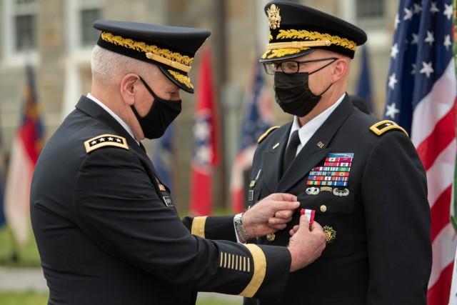 DEVCOM commander retires after 33 years of service