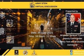 WSMR Commander presents STEM opportunities