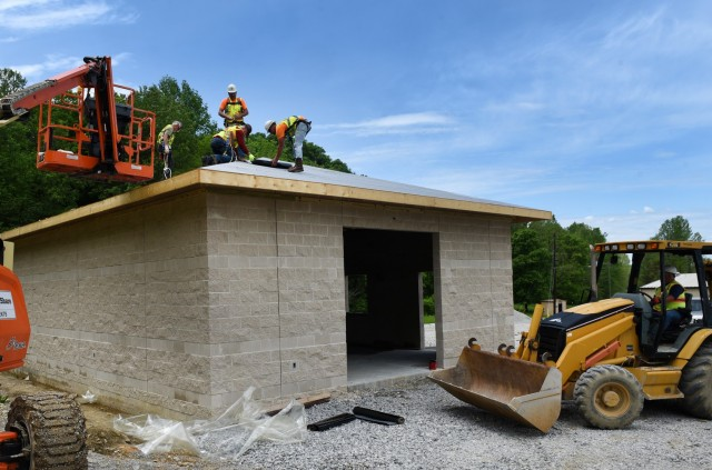 Digital Air-Ground Integration Range construction on track for 2023 completion at Fort Knox