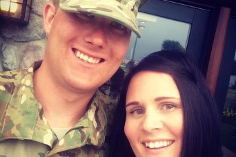 Soldiers shave their heads to support battle buddy's sister