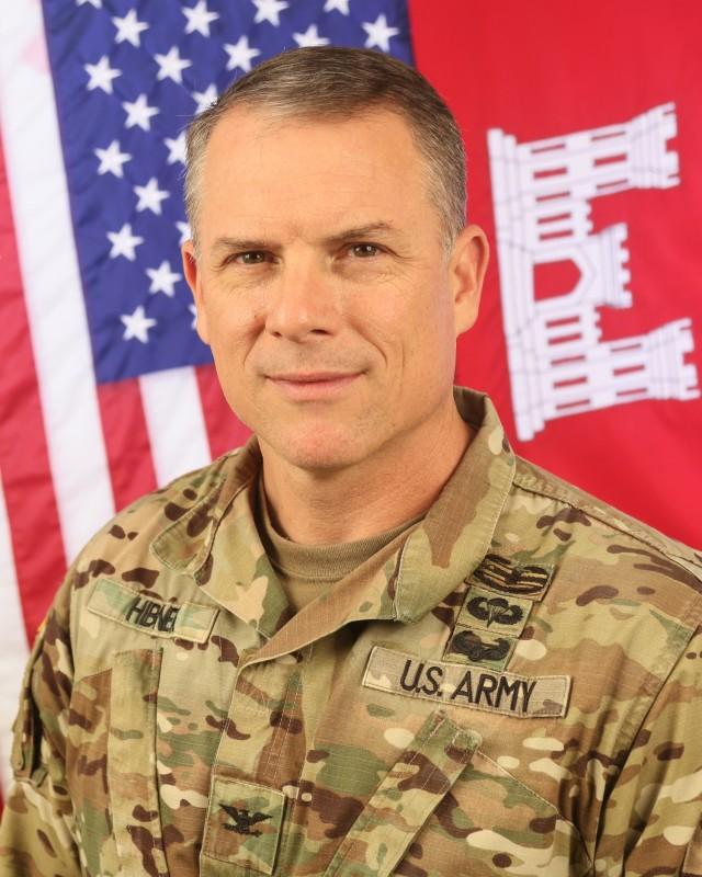 Col. Daniel Hibner is the 99th commandant of the U.S. Army Engineer School at Fort Leonard Wood.