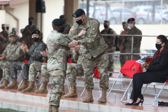 Green Bids Farewell to 19th ESC