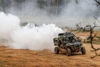 Exercise Dragoon Ready 21 prepares 2d Cavalry Regiment