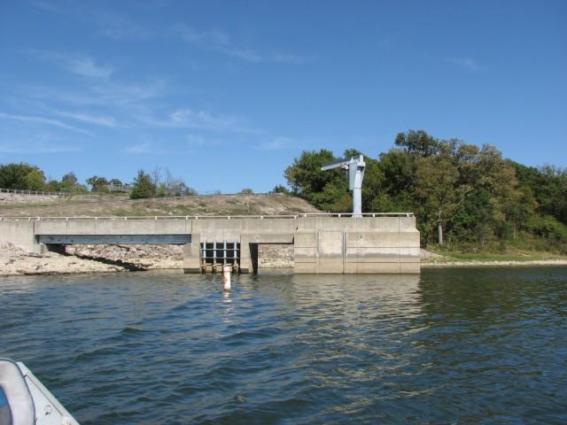 USACE Longview Lake Dam, Kansas City, Mo.