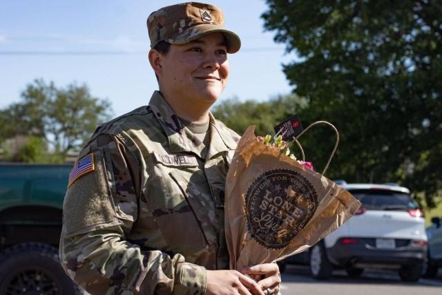 Staff Sgt. Samantha Caldwell