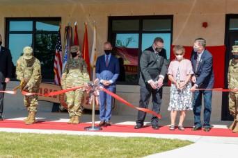 Ordnance dedicates training facility to Col. George 'Burling' Jarrett