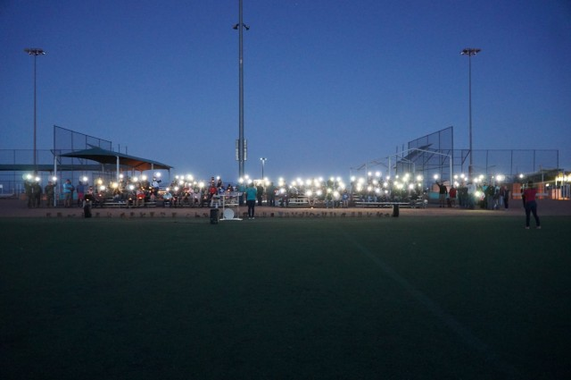 111th MI Bde. hosts SAAPM candlelight vigil