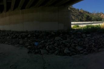 Corps repairing toe maintenance roads along LA River near Glendale