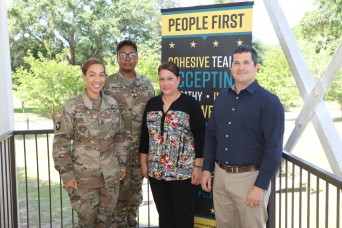 Army Announces Recipient of DoD Promoting Excellence in Prevention Award