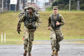 Two USARJ Band members win Best Warrior Competition