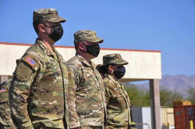 Nevada National Guard trio honored for aiding crash victim