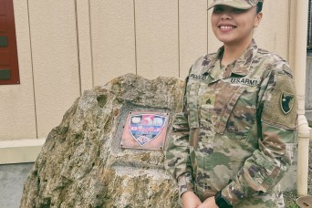 Profiles in Space: Sgt. Marisol Poquiz