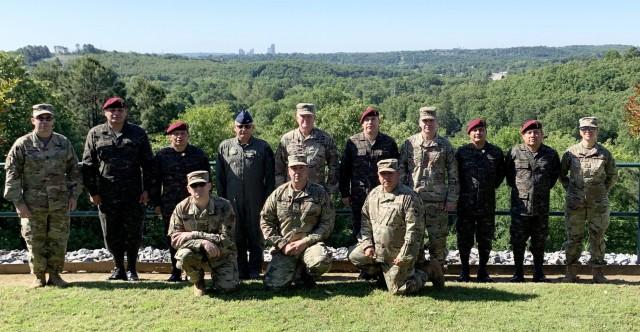 Guatemala, Arkansas National Guard partnership growing together