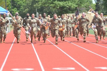 Soldier Stakes shows fighting spirit of Army Sustainers