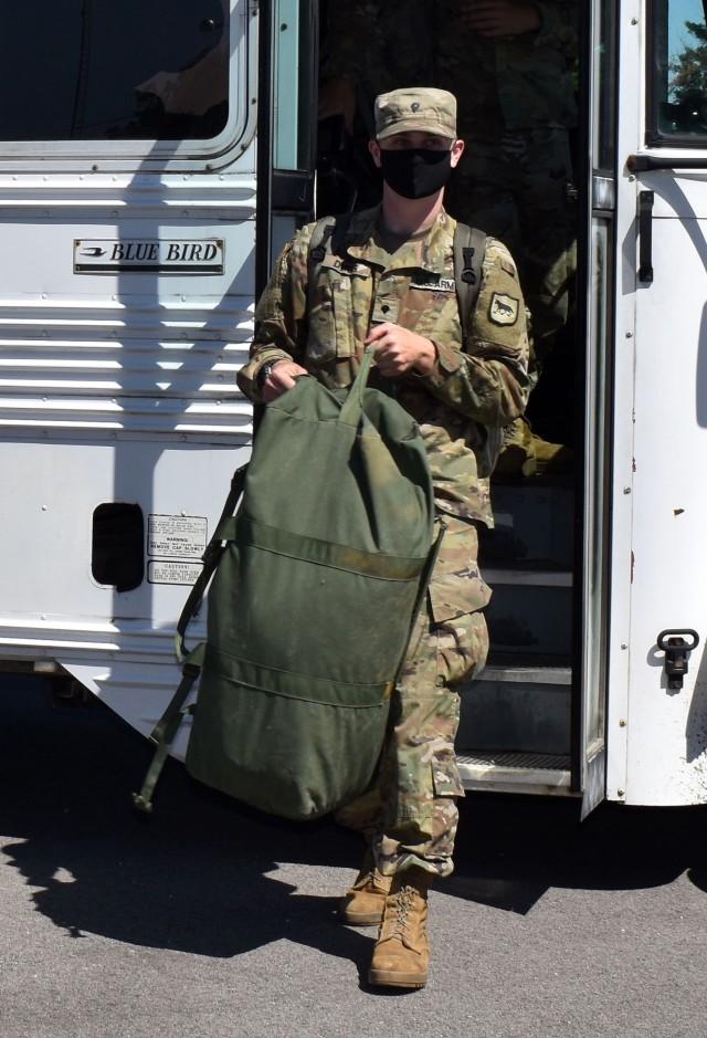OPP-21 at Blue Grass Army Depot