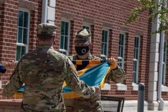 End of an Era: Asymmetric Warfare Group Cases its Colors