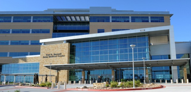 Carl R. Darnall Army Medical Center's surgical team receives national recognition from the American College of Surgeons National Surgical Quality Improvement Program (ACS NSQUIP) for excellence in outcomes for surgical patient care in 2019.