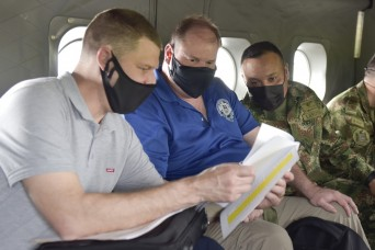 Security assistance enterprise trains Colombian counterparts