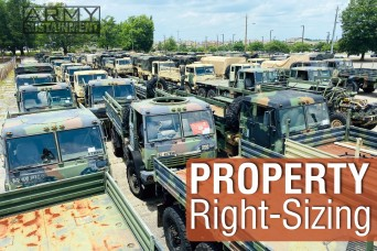 Property Right-Sizing: All-American Division Rids Itself of Excess Property