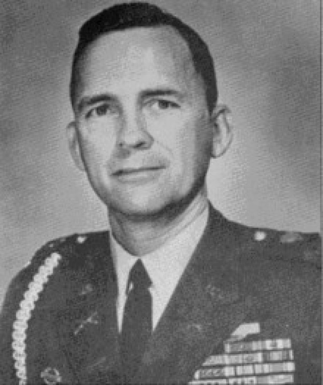 Retired Col. Ralph Puckett in an undated Department of the Army photo.
