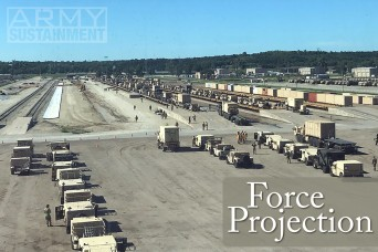 Force Projection: Lessons Learned in a Division Movement