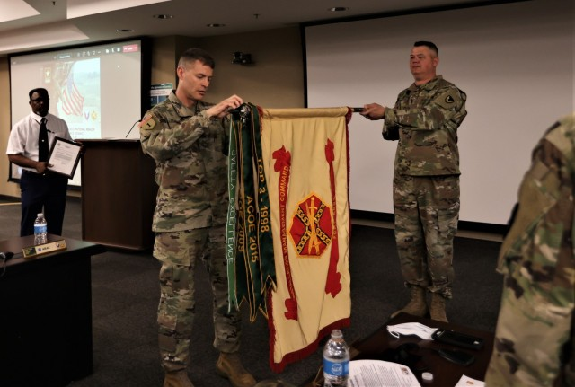 The Fort Knox U.S. Army Garrison has receives the Safety Excellence Streamer Award after maintaining 12 consecutive months without any serious accidents for its fifth year in a row.
